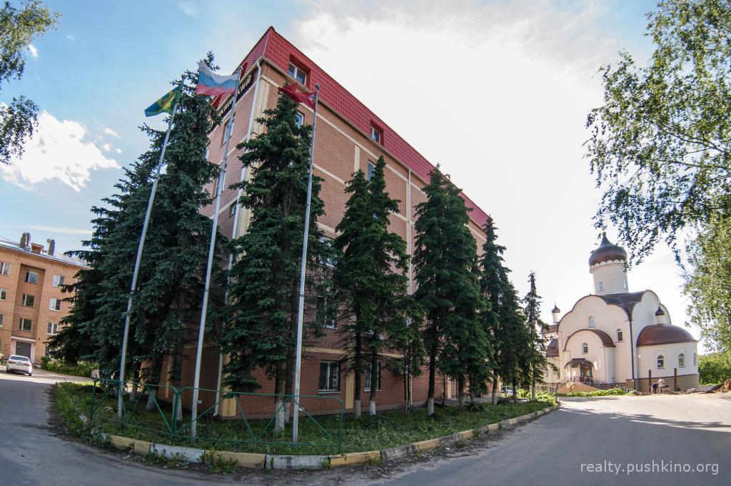 4-к квартира у храма пушкино
