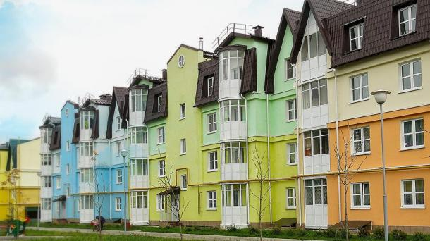 ЖК Квартал в Лесном Пушкино
